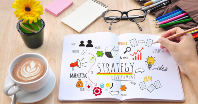 Creating a strategy for your business