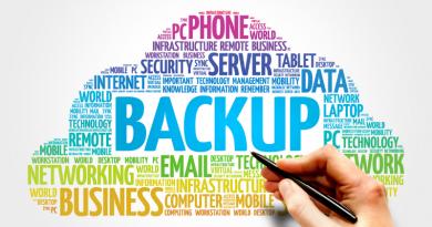 Why Cloud Backup?