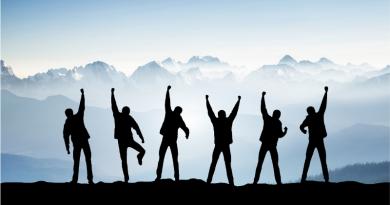 Six ways to build a winning team