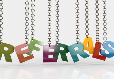 How do I go about generating referrals? A route map