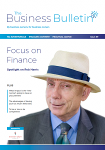 The Business Bulletin Issue #9 - Focus On Finance