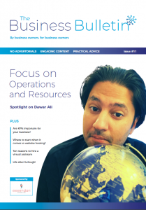 The Business Bulletin Issue 11 - Focus on operations and resources