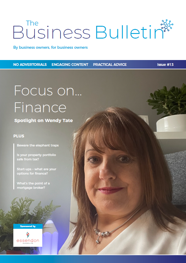 The Business Bulletin Issue #13 - Focus On Finance