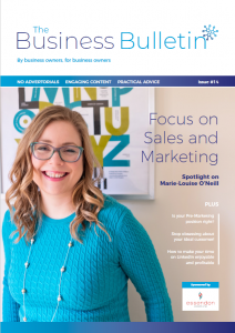 The Business Bulletin Issue #14 - Focus On Sales & Marketing